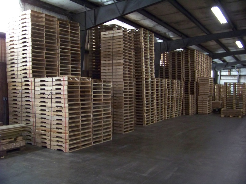 Wooden Pallets - Erie Wood Products